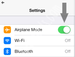 Fix Wifi Connection Issue iOS 7