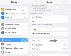 iOS 7 Battery Draining Issue - Fix!